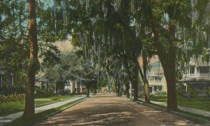 Fort King Street in c. 1920